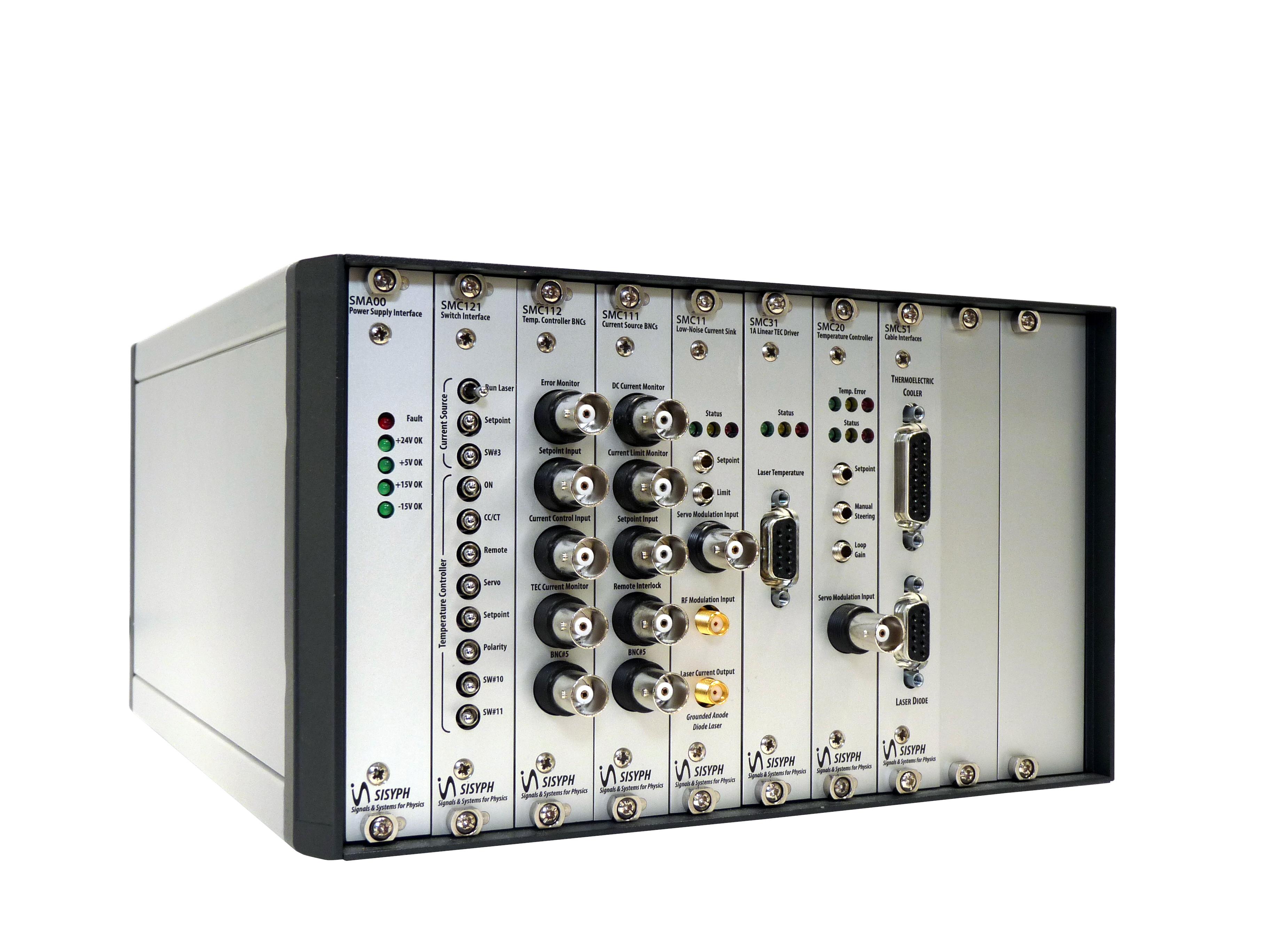 Sr300 Estrel Laser Diode Controller Electronics What Is A